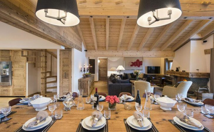 Chalet Delormes in Verbier , Switzerland image 27