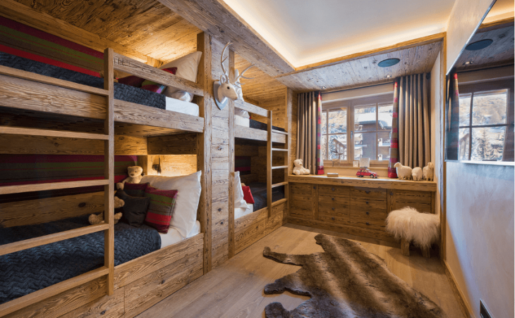 Chalet Elbrus in Zermatt , Switzerland image 15