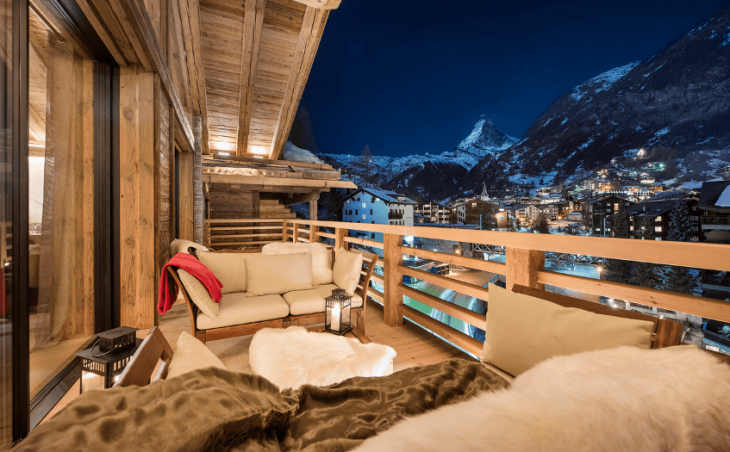 Chalet Elbrus in Zermatt , Switzerland image 3