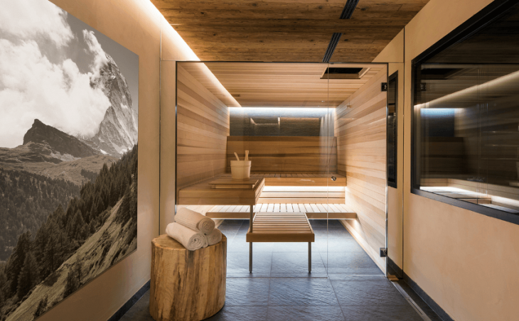 Chalet Elbrus in Zermatt , Switzerland image 9