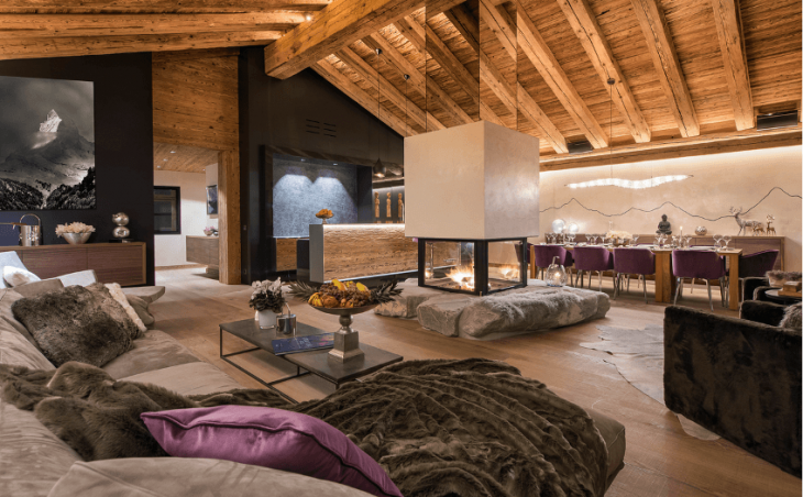 Chalet Elbrus in Zermatt , Switzerland image 1