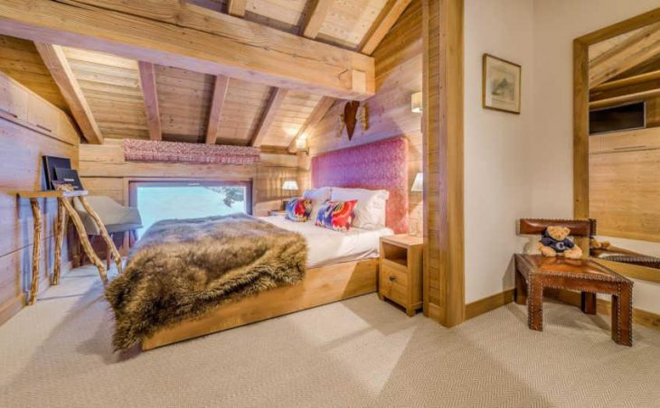 Chalet Elephant Blanc, Val d'Isere, Bedroom