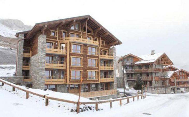 Chalet Escamillo in Tignes , France image 1