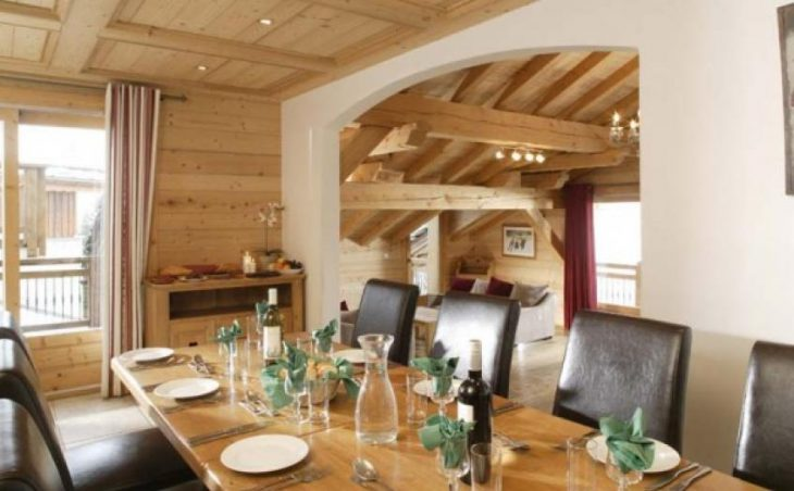 Chalet Estrella, Courchevel, Dining Room 2