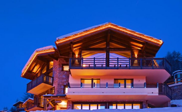 Chalet Grace in Zermatt , Switzerland image 1