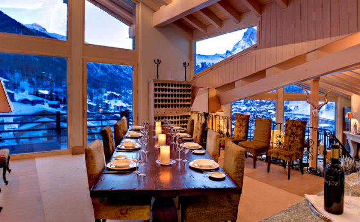 Chalet Grace in Zermatt , Switzerland image 5