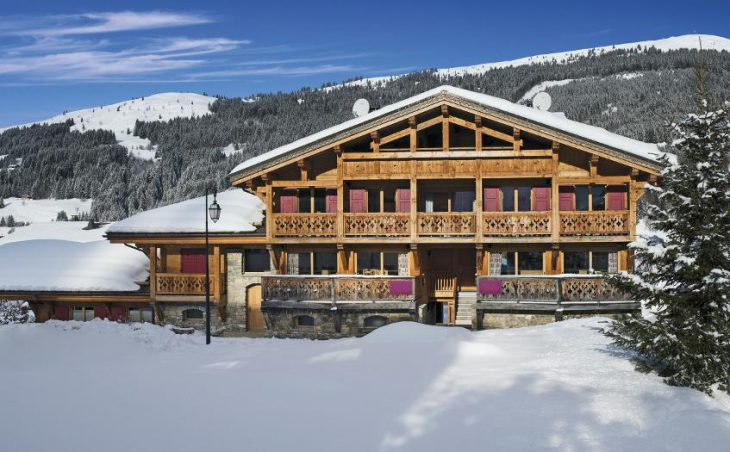 Chalet Grand Mouflon (Family) in Les Gets , France image 1