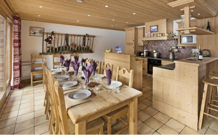 Chalet Grand Mouflon (Family) in Les Gets , France image 5