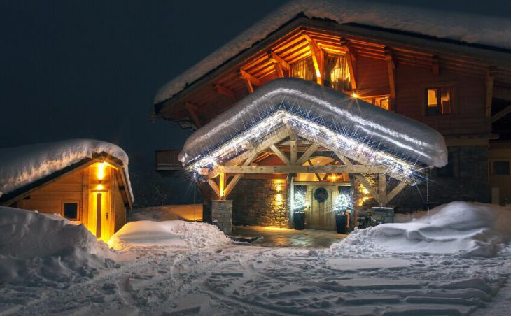 Chalet Grande Corniche in Les Gets , France image 12