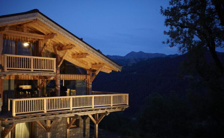 Chalet Grande Corniche in Les Gets , France image 2