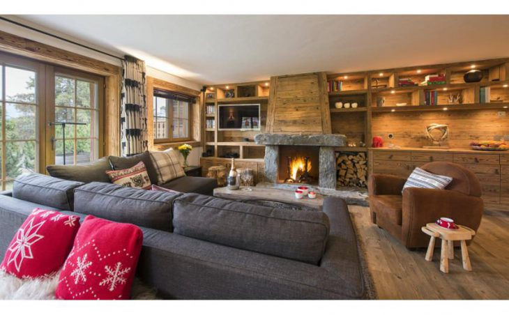 Chalet Hickory, Verbier, Lounge