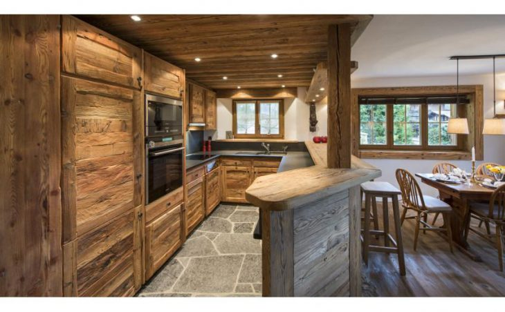 Chalet Hickory, Verbier, Kitchen