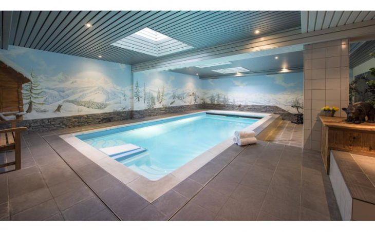 Chalet Hickory, Verbier, Pool