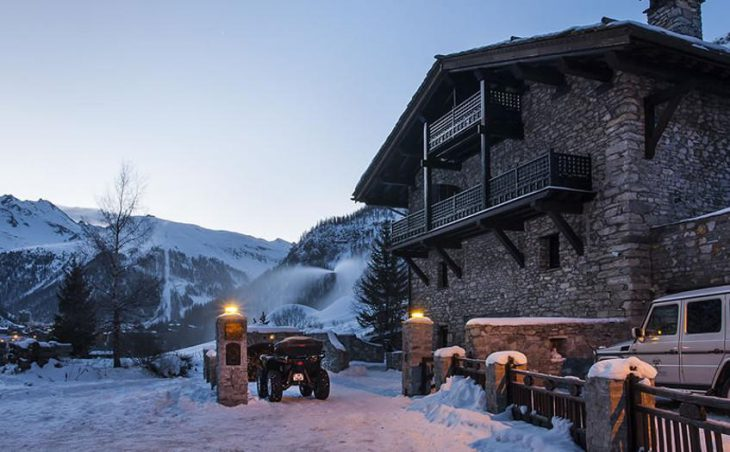 Chalet Himalaya in Val dIsere , France image 1
