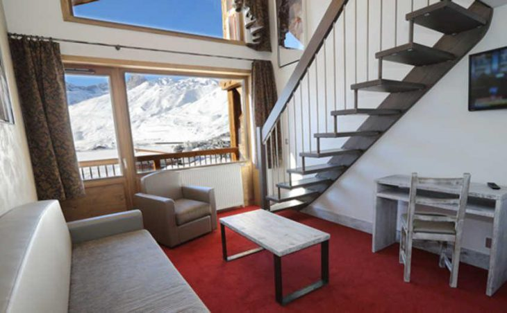 Chalet Hotel Aiguille Percee, Tignes