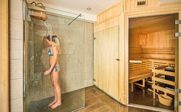 Chalet Hotel Aiguille Percee, Tignes, Spa