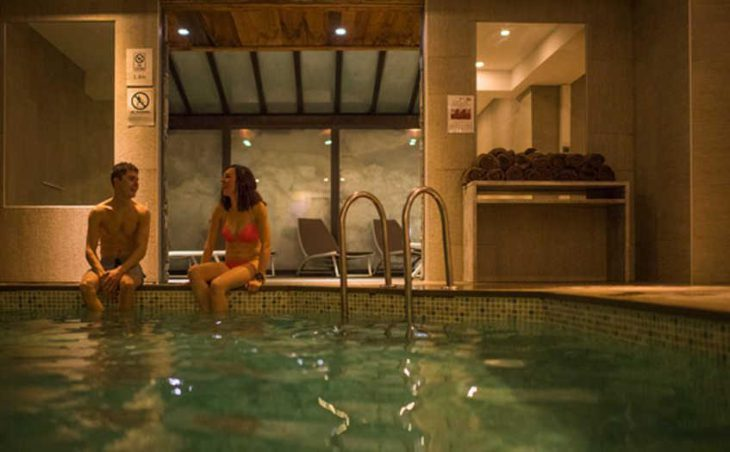 Chalet Hotel Aiguille Percee, Tignes, Pool