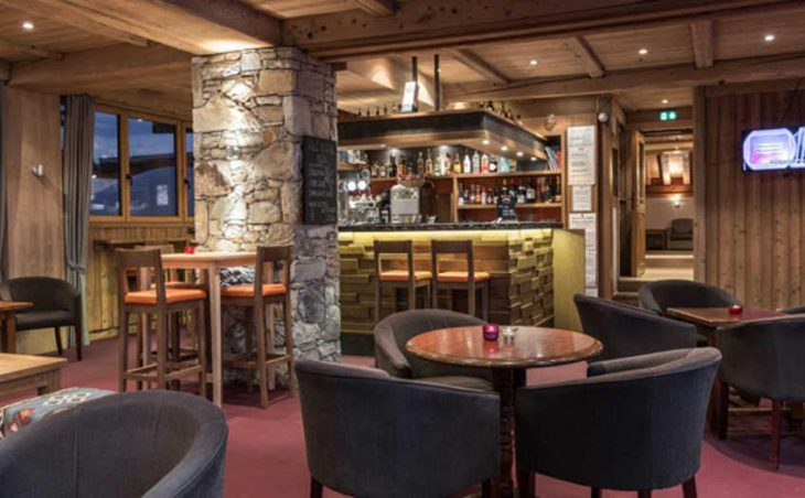 Chalet Hotel Aiguille Percee, Tignes, Bar/Lounge