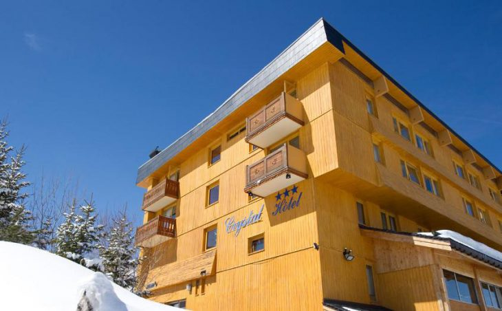 Chalet Hotel Crystal 2000 (Family) in Courchevel , France image 1