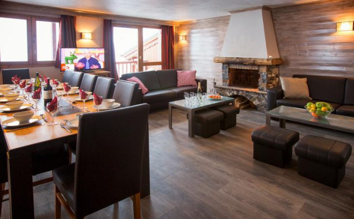 Chalet Ibex in Val Thorens , France image 9