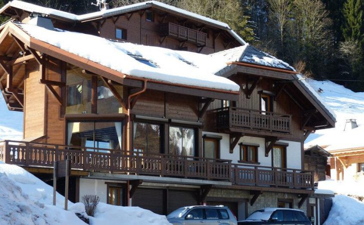 Chalet Ice (Catered) in Morzine , France image 1