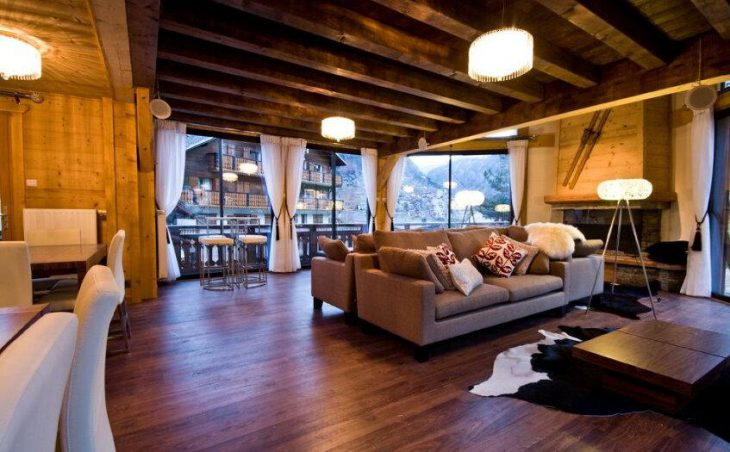 Chalet Ice (Catered) in Morzine , France image 21