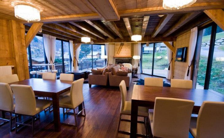 Chalet Ice (Catered) in Morzine , France image 23