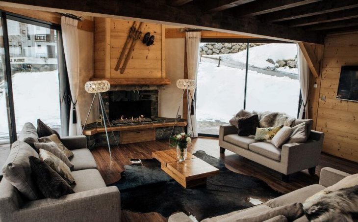 Chalet Ice (Catered) in Morzine , France image 24