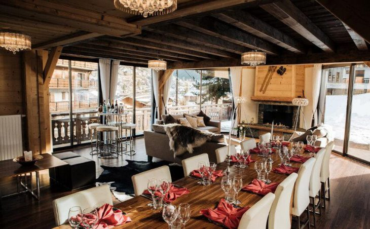 Chalet Ice (Catered) in Morzine , France image 16