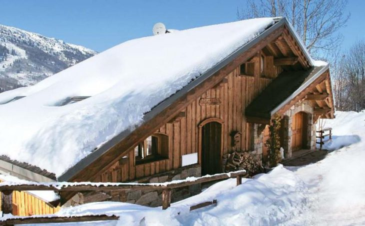 Chalet Isba, Meribel, France