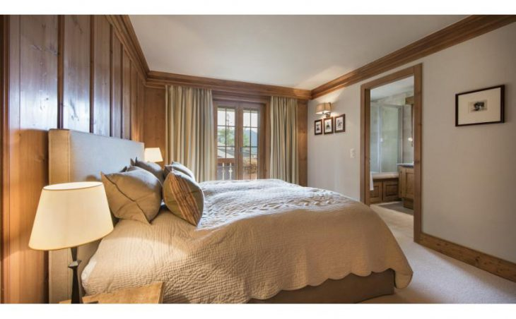 Ivouette, Verbier, Double Bedroom