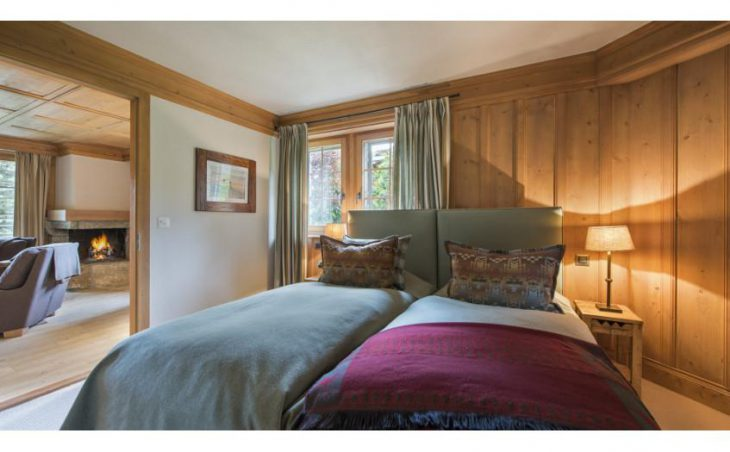 Ivouette, Verbier, Twin Bedroom 3