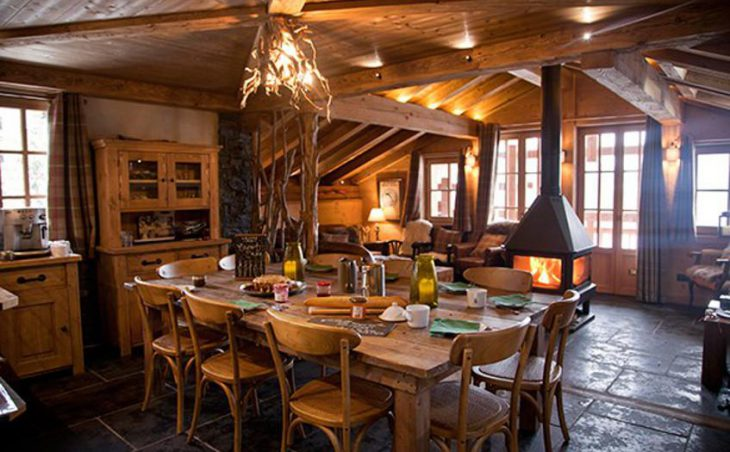 Chalet Jacques, Courchevel, Lounge 3
