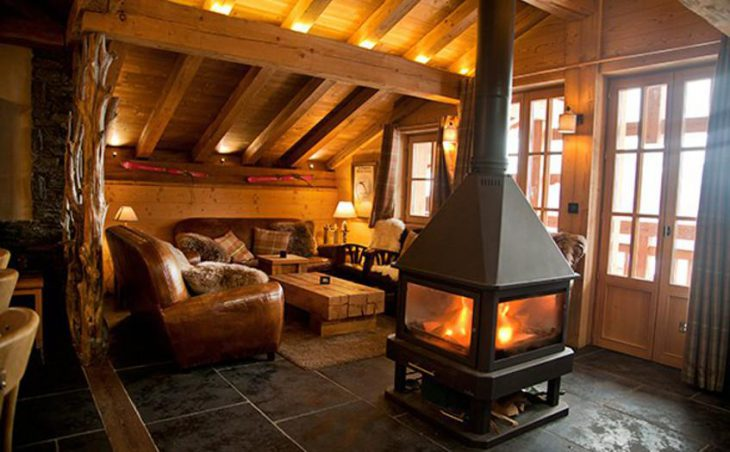 Chalet Jacques, Courchevel, Lounge 2