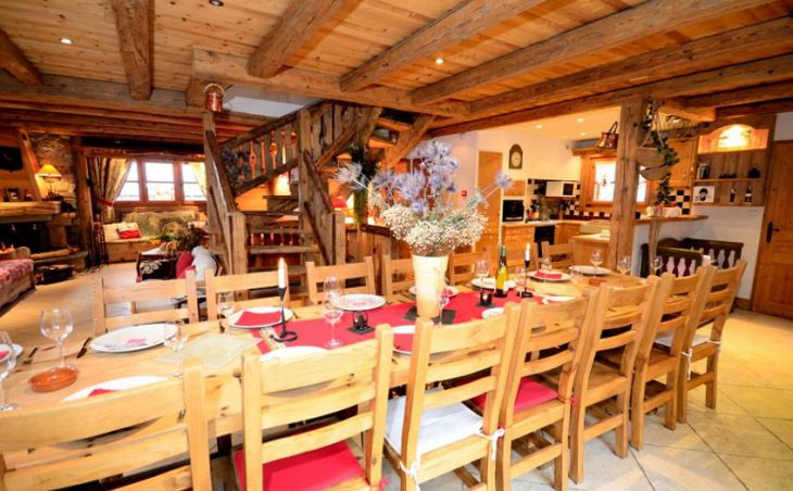 Chalet Jardin d'Angele in Courchevel , France image 14