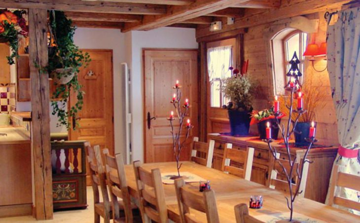 Chalet Jardin d'Angele in Courchevel , France image 15