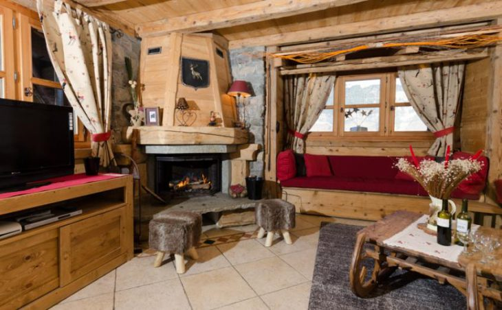 Chalet Jardin d'Angele in Courchevel , France image 9