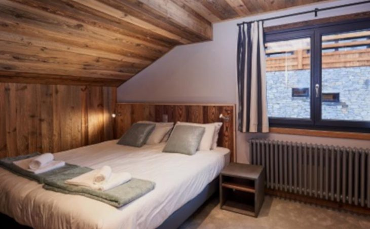 Chalet Jean France, Avoriaz, Double Bed
