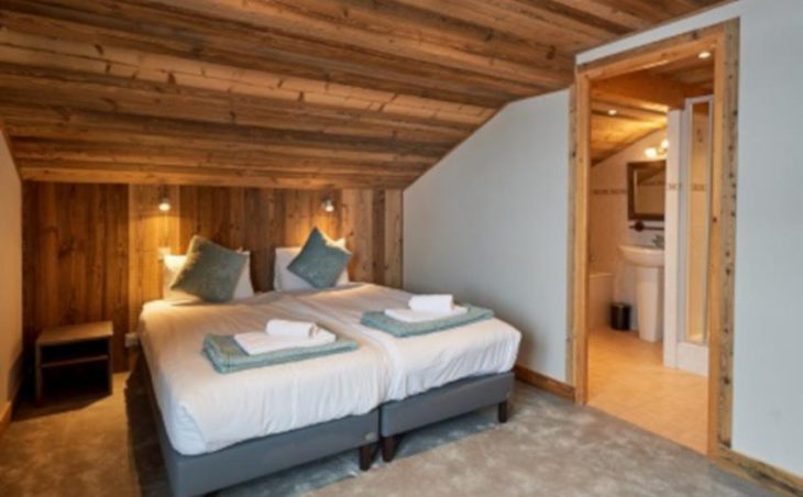 Chalet Jean France, Avoriaz, Twin Bed