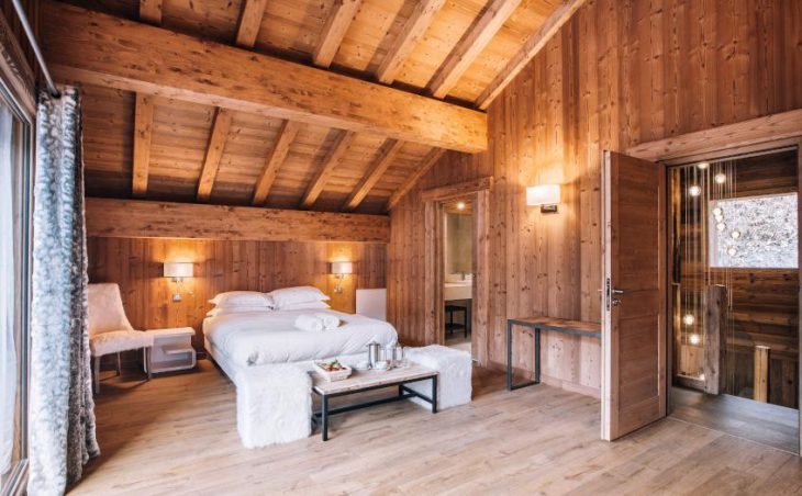 Chalet Kashmir, Meribel, Double Room