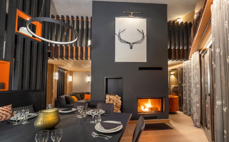 Chalet Kobuk, Avoriaz, Dining Table
