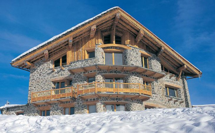Chalet Le Braconnier (Family) in La Rosiere , France image 1