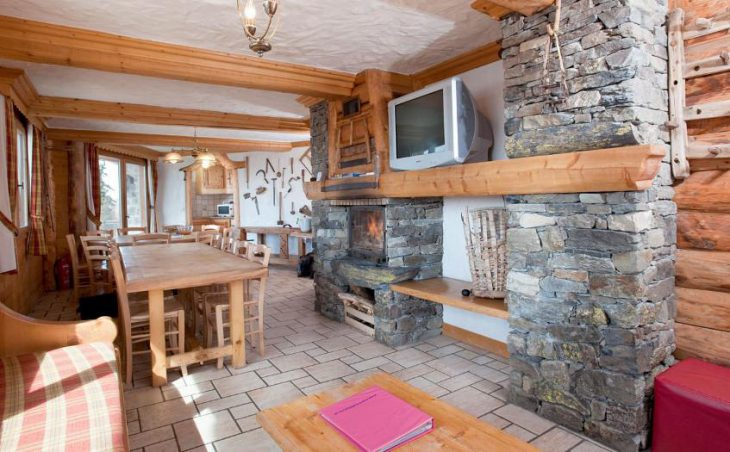 Chalet Le Braconnier (Family) in La Rosiere , France image 3