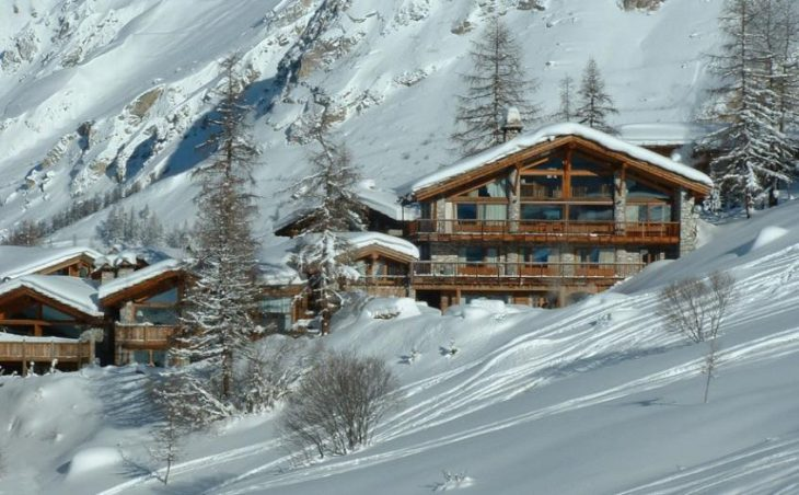 Chalet Le Chardon in Val dIsere , France image 1