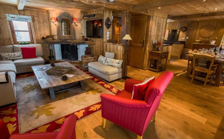 Chalet Les Oursons in La Tania , France image 5