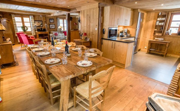 Chalet Les Oursons in La Tania , France image 6