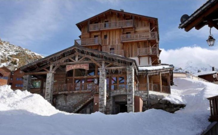 Chalet Loup Blanc, Val Thorens