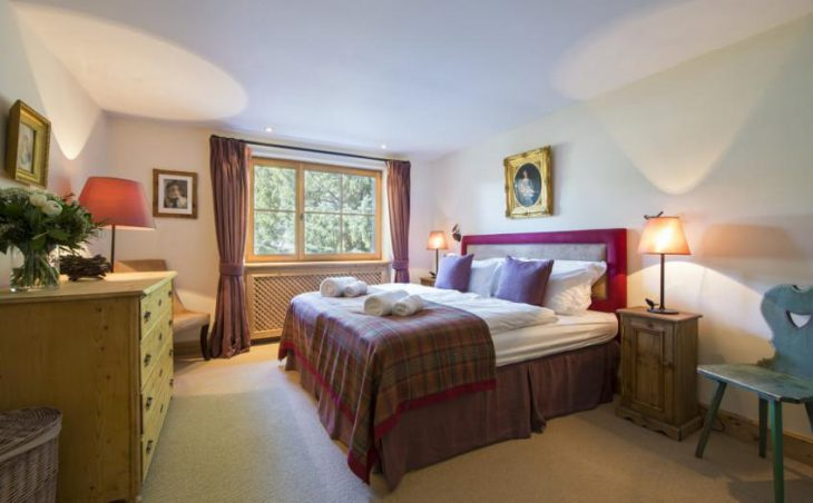 Chalet Maria Schnee, St Anton, Double Bedroom 3