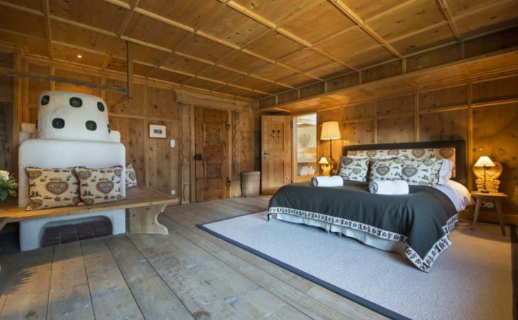 Chalet Maria Schnee, St Anton, Double Bedroom 2