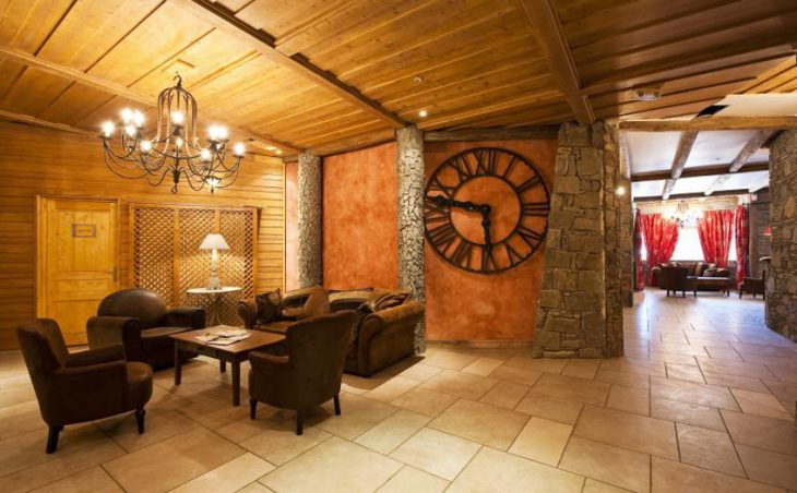 Chalet Milo, Val Thorens, Lounge 4